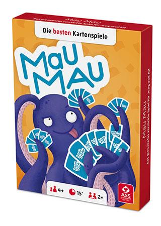 Mau Mau- Das grenzenlose Spiel für Jung und Alt