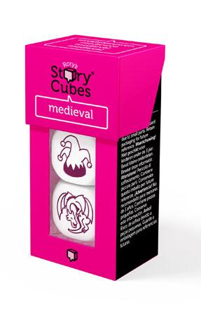Story Cubes Mix - Mittelalter