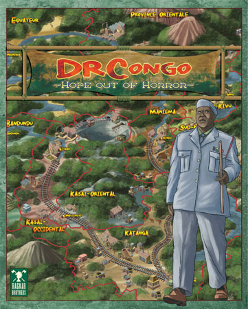 DR Congo - Hope out of Horror