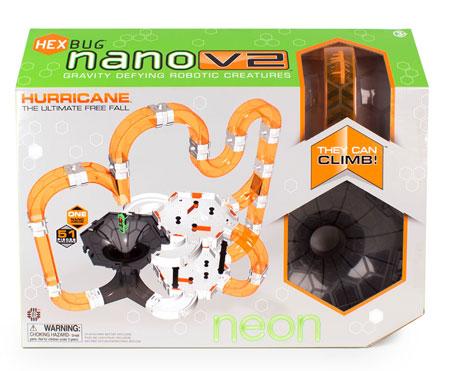 Hexbug Nano V2 Neon Hurricane