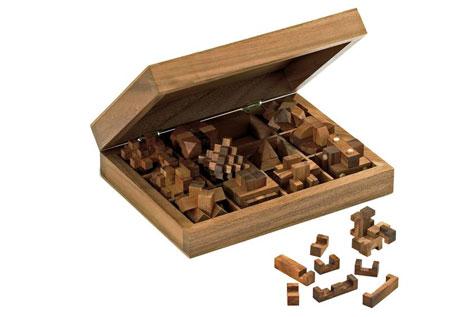 Philos Knobelspiele Edition De Luxe
