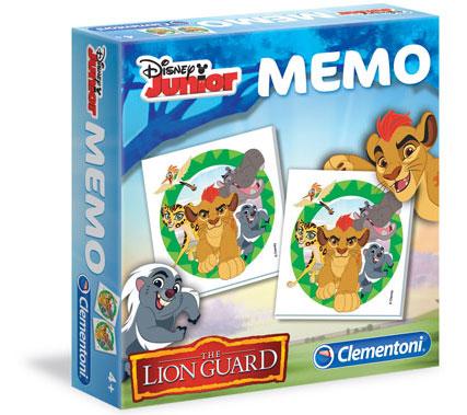 Memo Game - Die Garde der Löwen