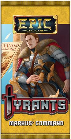 EPIC - Tyrants - Markus Command Erweiterung (engl.)