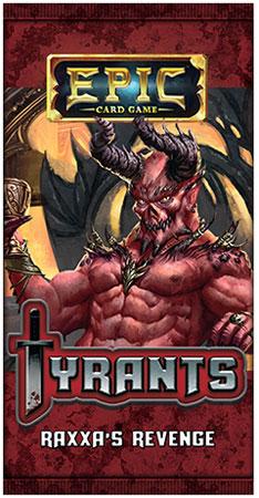 EPIC - Tyrants - Raxxa´s Revenge Erweiterung (engl.)