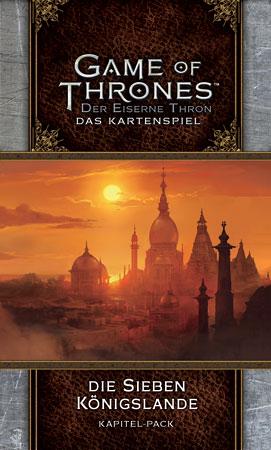 Der Eiserne Thron - Das Kartenspiel 2. Edition - Die Sieben Königslande (Krieg der Fünf Könige 1)
