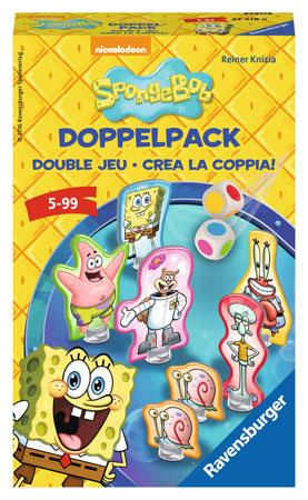 SpongeBob - Doppelpack