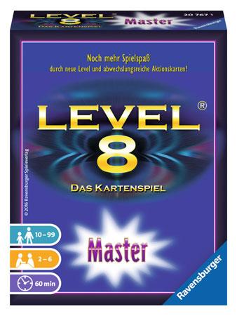 Level 8 - Master