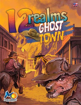 12 Realms - Ghost Town Erweiterung 2nd Ed. (engl.) (unbem.)