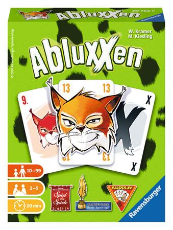Abluxxen (neue Verpackung)