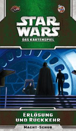 Star Wars - Das Kartenspiel - Erlösung und Rückkehr (Endor-Zyklus 6)