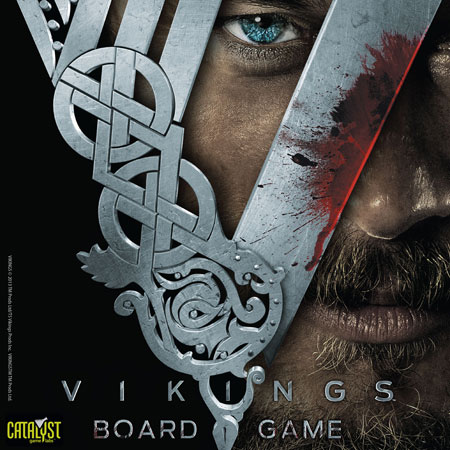 Vikings - The Boardgame (engl.)