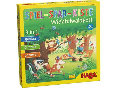 Spiel-Spaß-Kiste Wichtelwald