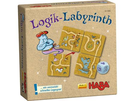 Logik - Labyrinth