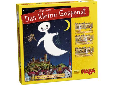 Das kleine Gespenst – Spuk auf Burg Eulenstein