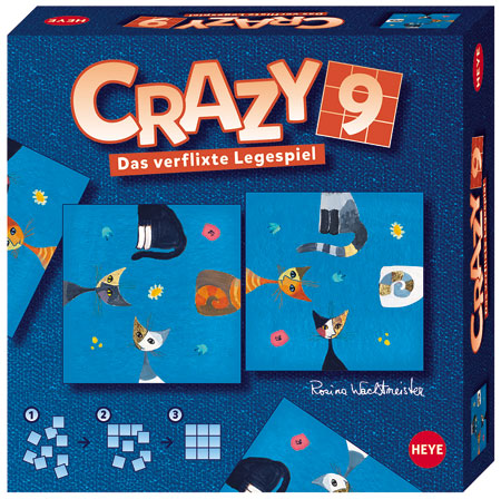 Crazy 9 - Wachtmeister Cats