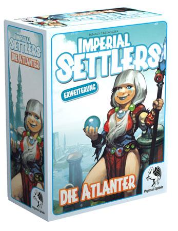 Imperial Settlers - Die Atlanter Erweiterung (dt.)