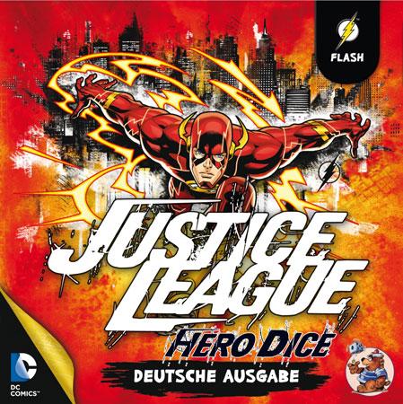 Justice League: Hero Dice - Flash-Set