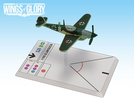 Wings of Glory WW2: Messerschmitt Bf.109 K–4 (9./JG3)