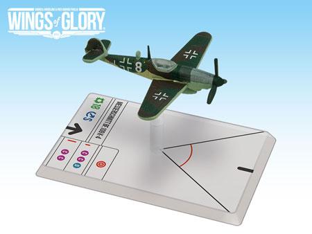 Wings of Glory WW2: Messerschmitt Bf.109 K–4 (9./JG3)