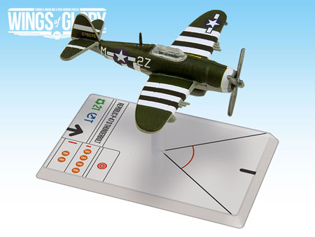 Wings of Glory WW2: Republic P–47D Thunderbolt (Mohrle)