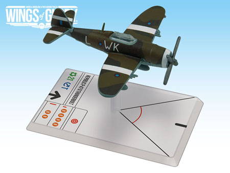 Wings of Glory WW2: Republic P–47D Thunderbolt (RAF 135 Squadron)