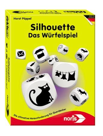 Silhouette - Das Würfelspiel