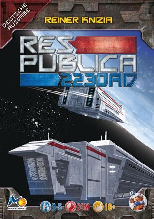 Res Publica 2230 AD (dt.)