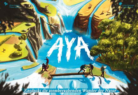 Aya - Göttin des Wassers