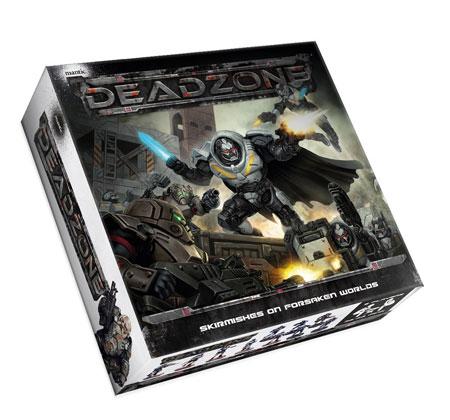 Deadzone 2nd Edition - Starter Set (engl.)