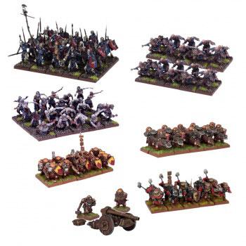 Kings of War 2nd Edition - Zwei Spieler Battleset (engl.)