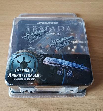 Star Wars: Armada - Imperialer Angriffsträger Erweiterungspack