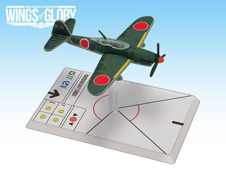 Wings of Glory WW2: Yokosuka D4Y1 Suisei (Kokutai 121)