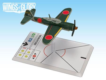 Wings of Glory WW2: Yokosuka D4Y3 Suisei (Kokutai 601)