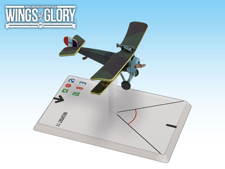 Wings of Glory WW1: Nieuport11 (Chaput)