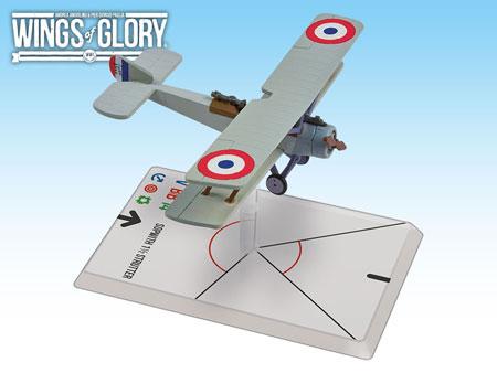 Wings of Glory WW1: Sopwith 1 1/2 Strutter (Costes/Astor)