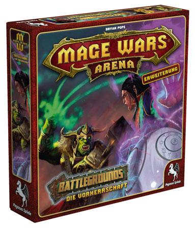 Mage Wars - Arena - Battlegrounds: Die Vorherrschaft Erweiterung