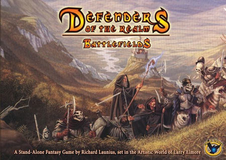 Defenders of the Realm - Battlefields (engl.)