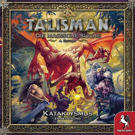 Talisman: Die Magische Suche (4. Edition) - Kataklysmus Erweiterung