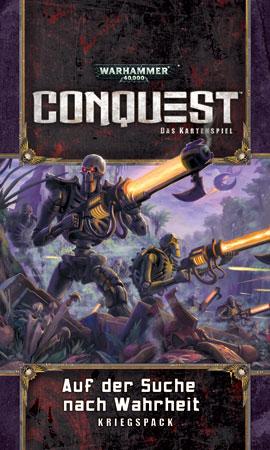 Warhammer 40.000: Conquest - Auf der Suche nach Wahrheit (Todeswelt 4) Erweiterung