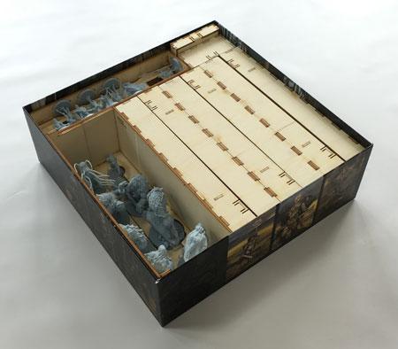 GeekMod - Sortierbox aus Holz für Blood Rage