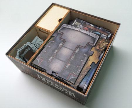 GeekMod - Sortierbox aus Holz für Star Wars - Imperial Assault