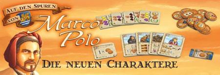 Marco Polo - Die neuen Charaktere Erweiterung