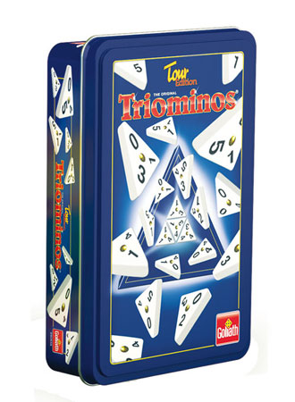 Triominos - Tour Edition