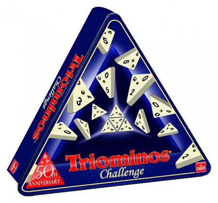 Triominos Challenge - 50 Jahre Jubiläumsedition