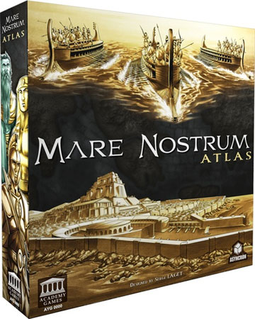 Mare Nostrum - Atlas Erweiterung (engl.)