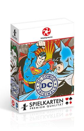Number 1 Spielkarten - DC Originals