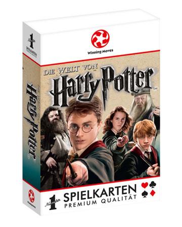 Number 1 Spielkarten - Harry Potter