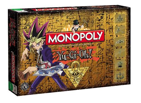 Monopoly - Yu-Gi-Oh!