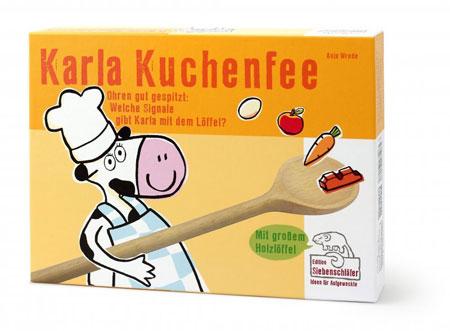 Karla Kuchenfee - Spielesammlung