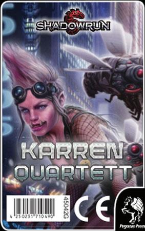 Shadowrun - Karren Quartett